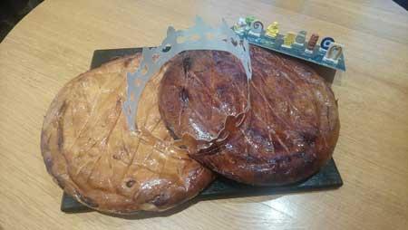 Où acheter une galette des rois sans gluten sans lait et sans allergènes ? L'Eden boulangerie à Strasbourg