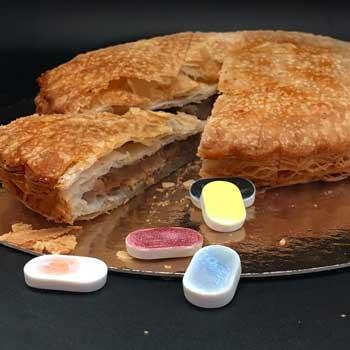 Où acheter une galette des rois sans gluten sans lait et sans allergènes ? OG Boulangerie