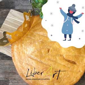 Où acheter une galette des rois sans gluten sans lait et sans allergènes ? - Liber Art à Annecy