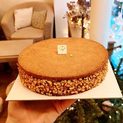 Où acheter une galette des rois sans gluten sans lait et sans allergènes ? Maison Plume à Paris