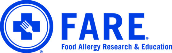 Logo Fare Food Allergy Research & Education