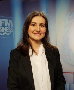Julie Maillard BFM TV