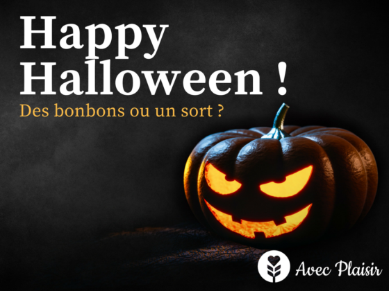 Happy Halloween bonbon sans allergènes