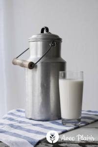 Régime sans protéines de lait de vache comment remplacer le lait Avec Plaisir le média gourmand sans allergènes
