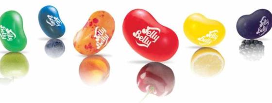 Jelly bean bonbon sans allergènes