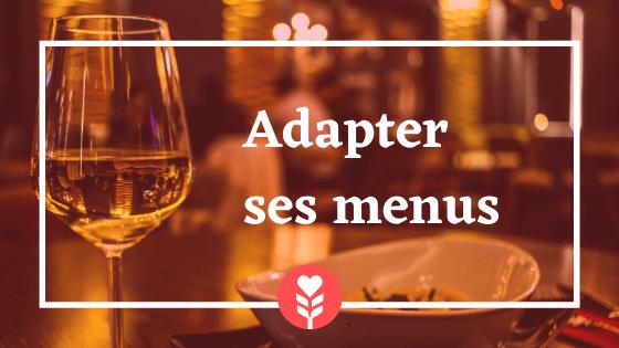 Allergie au vin - comment adapter ses menus ?