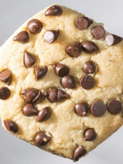 Cinq Sans, les biscuits gourmands sans allergènes de Marie Garcia : biscuit 1