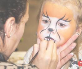 Maquillage pour enfants et allergies : ce qu'il faut savoir ! Mardi gras, carnaval, halloween...