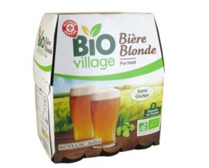 Sélection de Bière sans gluten - Blonde Bio SG La Goudale