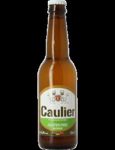Sélection de Bière sans gluten - blonde caulier