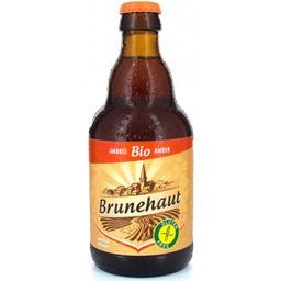 Sélection de Bière sans gluten - Brunehaut brune ambree bio