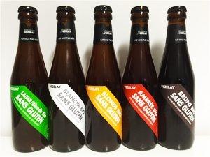 Sélection de Bière sans gluten - brasserie vezelay