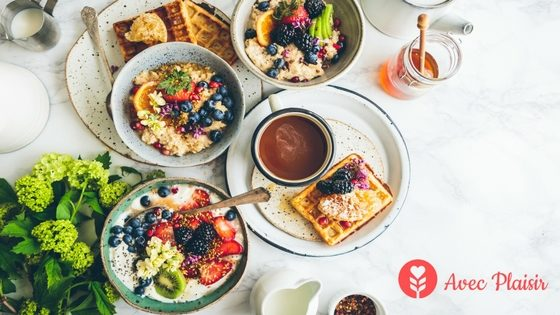 Petit déjeuner sans allergène(s) : les alternatives sans gluten, sans lactose - Banner Une