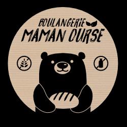 Boulangerie Maman Ourse - logo sans gluten sans lactose