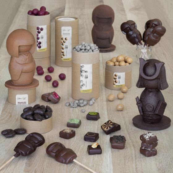 Chocolats de Pâques sans allergènes - notre sélection 2021 : LiberArt collection