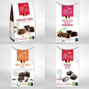 Chocolats sans allergènes (sans gluten, sans lait, sans soja et cie) : notre sélection - 2019 Belvas