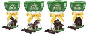 Ikalia chocolat de pâques sans gluten