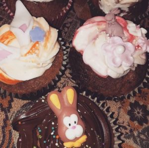 Chocolatiers Pâques sans allergènes - Choopys Cupcake sans gluten
