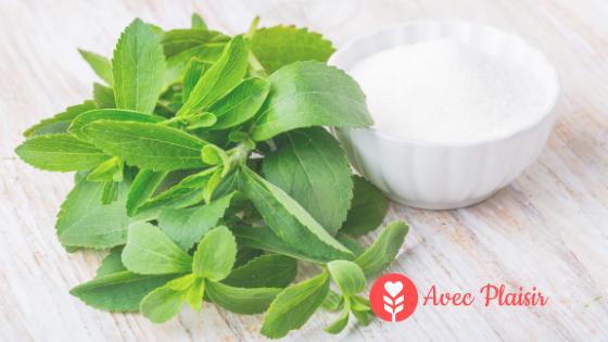 Comment remplacer le sucre _ stevia