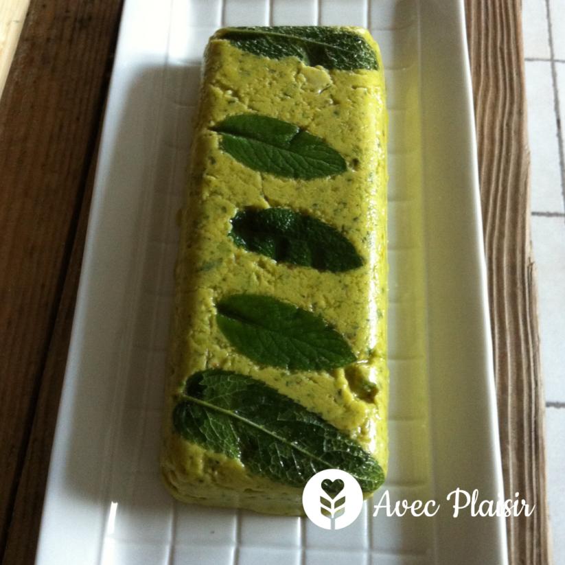 La Vie Au Grand Vert : une maison d'hôte végétarienne - Terrine végétale aux courgettes