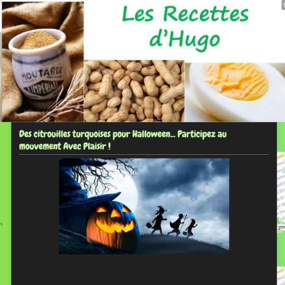 Les recettes d'Hugo