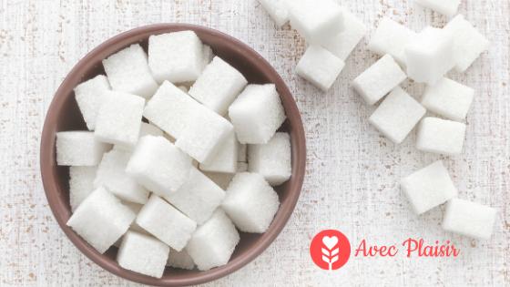 Pourquoi remplacer le sucre - morceaux
