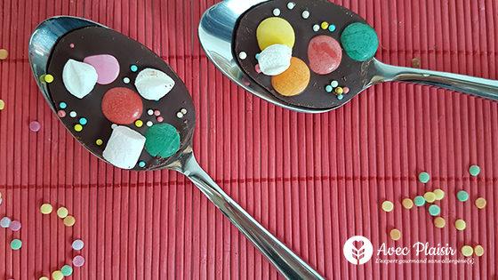 Banner Recette de pâques cuillères et oeufs en chocolat sans allergènes