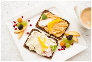 Petit déjeuner sans allergène(s) : les alternatives sans gluten, sans lactose,...- oléagineux