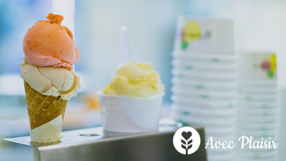 Notre top des glaciers sans allergènes : sans gluten, sans lactose