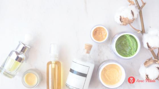 Allergies aux cosmétiques - produits de soin