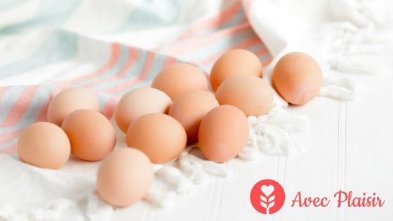 Allergie aux oeufs : quels sont les produits à éviter ?