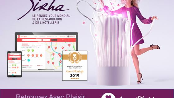 "Avec Plaisir, fer de lance de la tendance ""free from"" du SIRHA 2019"