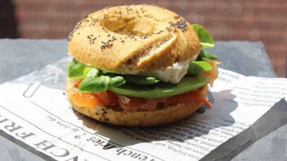 Des bagels sans gluten, pour des sandwichs originaux !