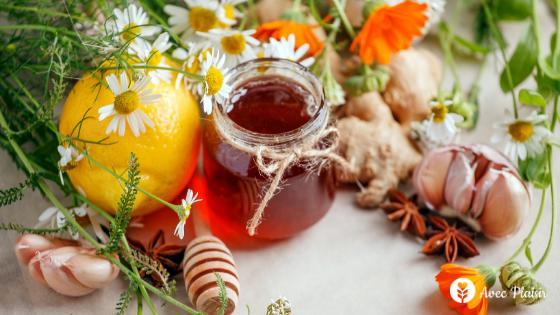 3 remèdes pour soulager symptômes cutanées des allergies - miel