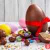 Chocolats de Pâques sans allergènes - oeufs colorés - Moulage et oeufs