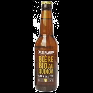 Sélection de Bière sans gluten - Altiplano Quinoa