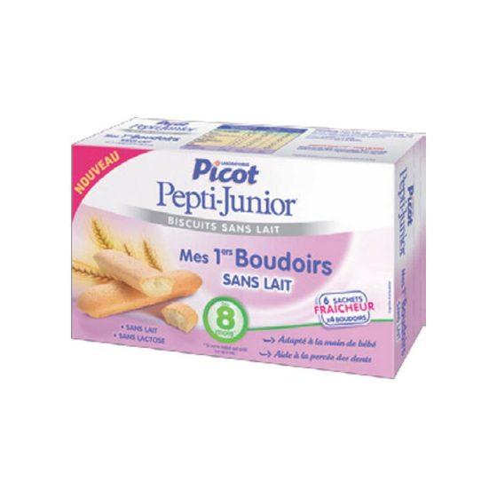 Biscuit sans lait pour le goûter de bébé APLV : Picot Pepti Junior
