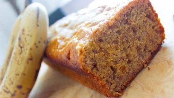 Banana Bread - Cake à la banane sans gluten : notre recette