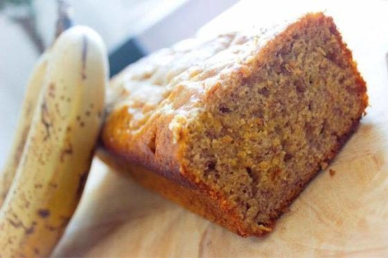 Banana Bread - Cake à la banane sans gluten : notre recette Banner Une