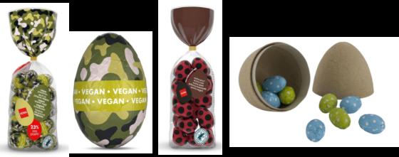 Chocolat de Pâques sans allergènes - notre sélection 2021 - HEMA