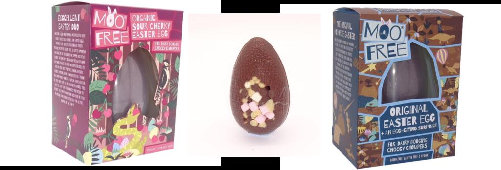 Chocolat Moofree Pâques 2021