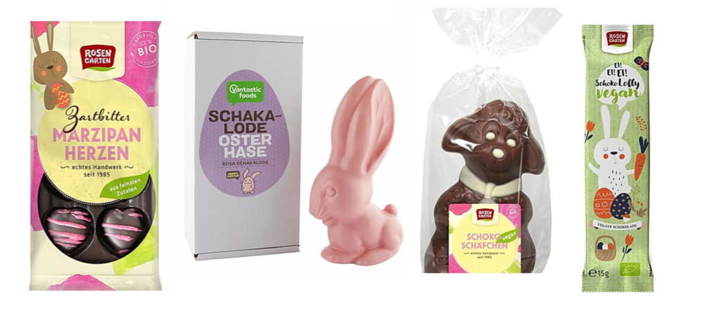 Chocolatier Pâques sans allergènes - Colibri Concept Store vegan sans gluten