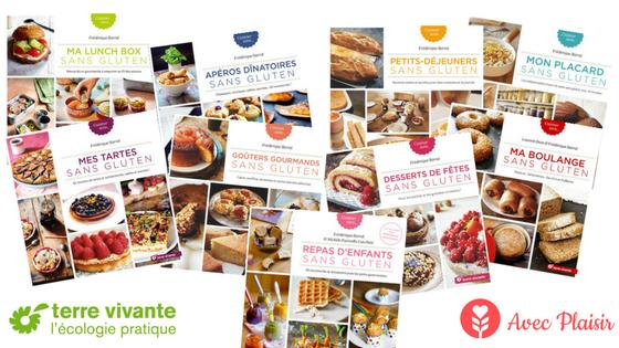 Cuisiner sans gluten, une mine d'informations à découvrir chez Terre Vivante (concours)