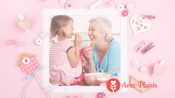 Idées cadeaux pour la fête des grands-mères - Le cadre photo customisé