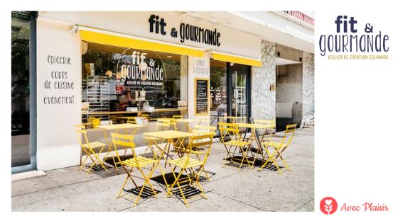 Fit & Gourmande : un atelier de création culinaire sans lactose, sans sucres raffinés, également sans gluten et vegan