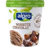 Glaces sans allergènes - Alpro sans gluten sans lait