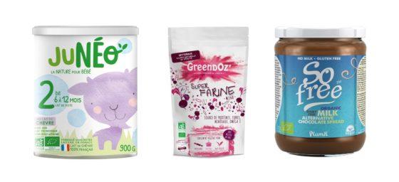 Happy lolie, l'eshop et boutique en ligne qui simplie la vie des parents d'enfants allergiques - produits sans allergènes