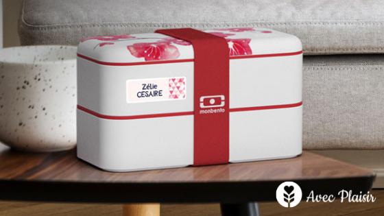Idées cadeaux pour la fête des mères - Lunchbox Mon Bento