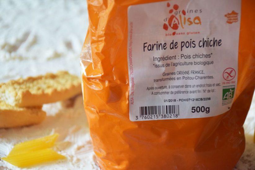 Les indispensables du placard sans gluten sans lactose : les farines