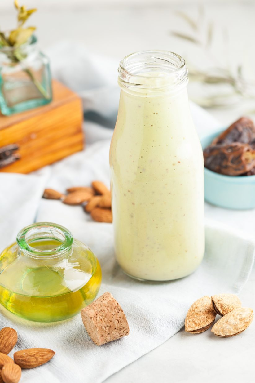 Petit déjeuner sans allergène(s) : les alternatives sans gluten, sans lactose - lait végétal